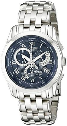 buy Citizen Men'S Bl8000-54L Eco-Drive Calibre 8700 Stainless Steel Bracelet Watch
