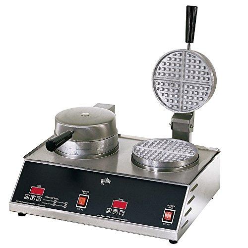 Star Swb7R2E Waffle Baker - Double
