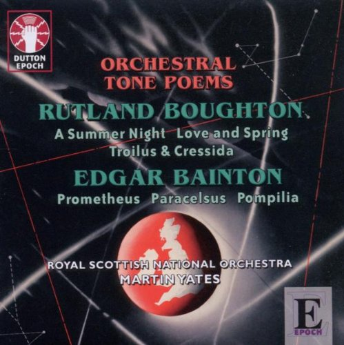 ORCHESTRAL TONE POEMS
