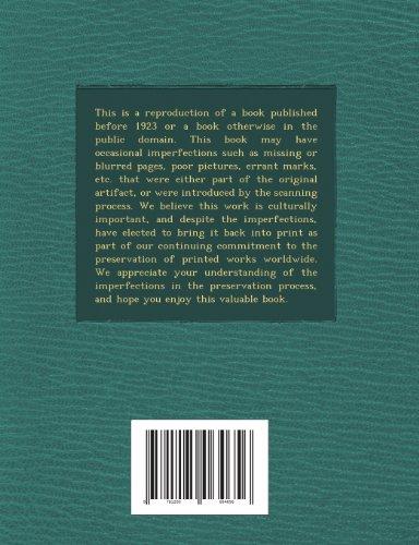 Claudii Rutilii Numatiani Itinerarium Sive de Reditu Quae Supersunt: Accedit Gottlieb Christophori Harles Epistola - Primary Source Edition