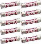 LGA Selectric BS1362 3 Amp Fuses Pack...