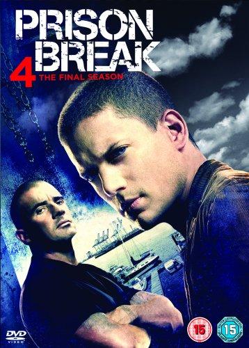 Prison Break - Season 4 (plus Final Break) [DVD]
