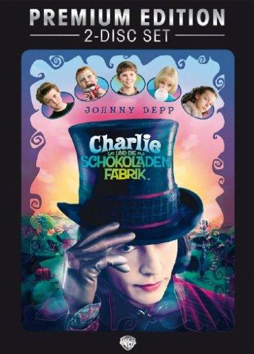 Charlie und die Schokoladenfabrik (Premium Edition) [2 DVDs]