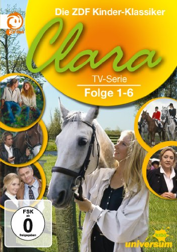 Clara - Die komplette Serie(Folgen 01-06) [2 DVDs]