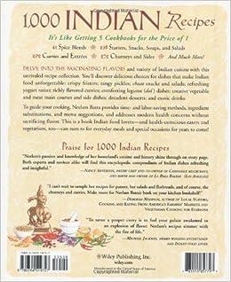 1000 indian recipes batra neelam