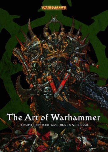 warhammer 40k art. The Art of Warhammer 40000