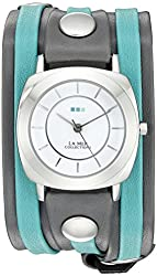 La Mer Collections Women's Quartz Two Tone Casual Watch (Model: LAMERSPECIALEDITION204)