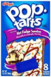 Kelloggs Pop Tarts Hot Fudge Sundae 384 g (Pack of 6)