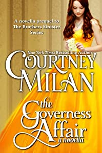 The Governess Affair by Courtney Milan ebook deal
