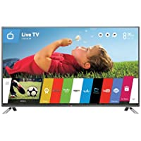 LG Electronics 55LB6300 55-Inch 1080p 120Hz Smart LED TV (2014 Model)<br />