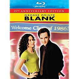 Grosse Pointe Blank (15th Anniversary Edition) [Blu-ray]