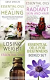 img - for Essential Oils for Beginners, The Boxed Set: Including Essential Oils for Healing, Essential Oils for Radiant Skin and Hair, and Losing Weight with Essential Oils book / textbook / text book