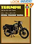 Triumph 350, 500 Twins Owner's Worksh...