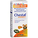 Boiron Children's Chestal Cough Syrup Honey 8.45 oz.