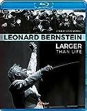 レナード・バーンスタイン/LARGER THAN LIFE~偉大...[Blu-ray/ブルーレイ]