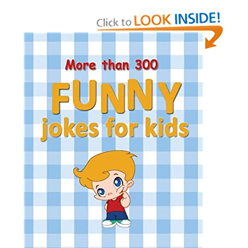 Hundreds Funny Jokes For Kids Clean Only