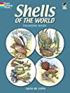 Shells of the World Coloring Book (Dover Coloring Books)