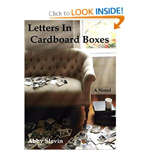 Letters In Cardboard Boxes