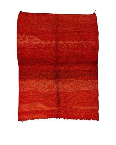 Design Community By Loomier Alfombra Ma Maroc Barber Rojo