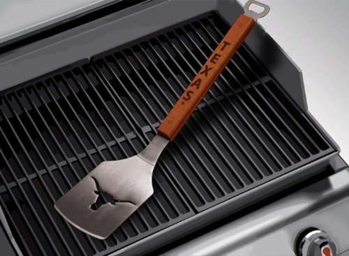 Sportula® 18.5 Inch Stainless Steel Spatula, Texas Longhorns
