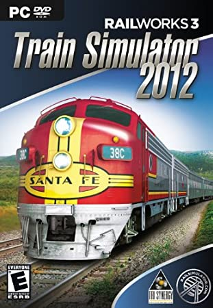 Tri Synergy Railworks 3 Train Simulator - 2012