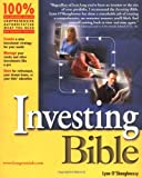 Investing Bible (0764553801) by Lynn O'Shaughnessy
