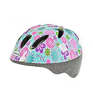 Raleigh Girl's Rascal Miss Cycle Helmet - Green, 44-50 cm