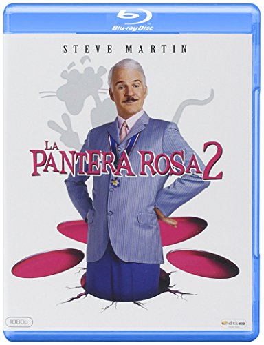 La pantera rosa 2 [Blu-ray] [IT Import]