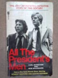 All the President's Men (0446322644) by Bernstein, Carl