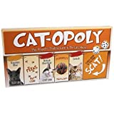 Cat-Opoly Monopoly Board Game by Late for the Sky , New, ^G#fbhre-h4 8rdsf-tg1317594