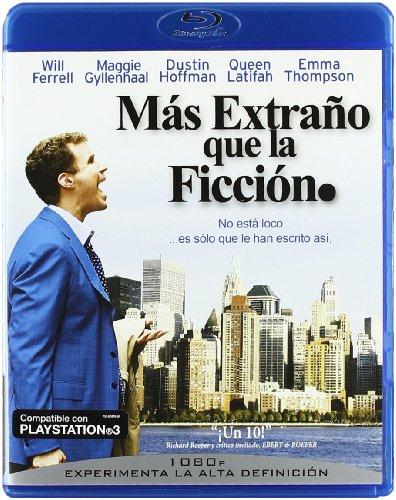 Mas Extraño Que La Ficcion [Blu-ray]