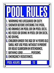 Poolmaster 40326 general commercial pool - Residential swimming pool regulations ...