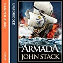 Armada (       UNABRIDGED) by John Stack Narrated by Richard Burnip