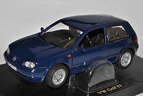 VW-Volkswagen-Golf-IV-GTI-3-Trer-Blau-Limitiert-auf-700-Stck-8945-1997-2003-118-Revell-Modell-Auto-mit-individiuellem-Wunschkennzeichen