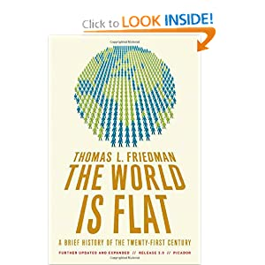 The World Is Flat 3.0: A Brief History of the Twenty-first Century by