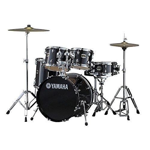 yamaha-gig-maker-gm0f56blg-5-piece-drum-set-black-glitter