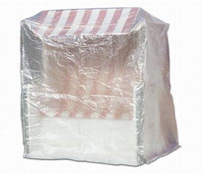 Schutzhülle Hülle Abdeckung für Strandkorb Möbelschutzhüllen transparent von MKL bei Gartenmöbel von Du und Dein Garten