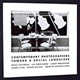 Contemporary Photographers Toward a Social Landscape