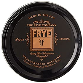 FRYE Leather Conditioning Cream, Neutral