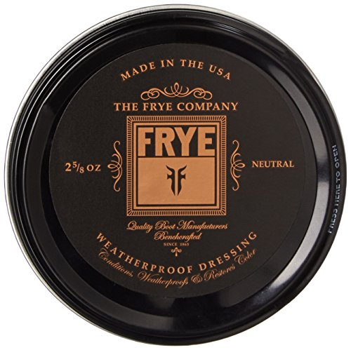 FRYE Leather Conditioning Cream in Neutral (Car Polish Cream compare prices)