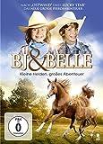 DVD Cover 'BJ & Belle - Kleine Helden, große Abenteuer