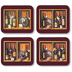 Jason Fine Wine Placemats - Set of 4 (Large)