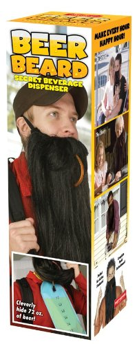 Prank Pack Beer Beard Bottle Size