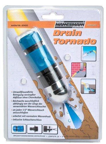 Mannesmann Drain Tornado M60400 - Pulitore per tubi