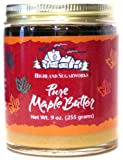 Highland Sugarworks Pure Maple Butter, 9 oz Jar