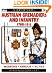Austrian Grenadiers and Infantry 1788...