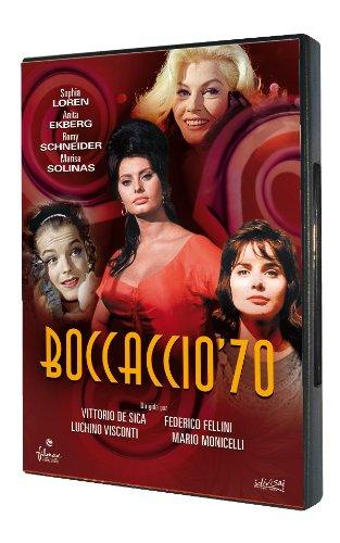 boccaccio-70-dvd