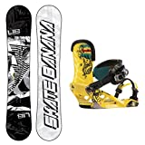 Lib Tech Skate Banana Snowboard and Binding Package 2014 by Lib Tech