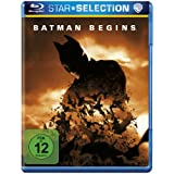 "Batman Begins [Blu-ray]von ""Christian Bale"""