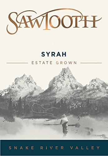 2012 Sawtooth Syrah, Snake River Valley, Idaho 750 Ml